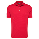 Callaway Golf Men's Ottoman Polo - Salsa Red
