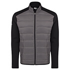Callaway Golf Men's Ultrasonic Quilted Jacket - Black