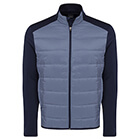Callaway Golf Men's Ultrasonic Quilted Jacket - Peacoat Navy