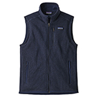 Patagonia Men's Better Sweater Vest - New Navy