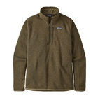 New Patagonia Men's Better Sweater 1/4-Zip - Sage Khaki