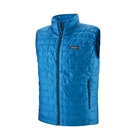 Patagonia Men's Nano Puff Vest - Andes Blue w/ Andes Blue