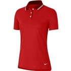 Nike Women's Victory Polo - University Red