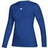 Adidas Women's Creator Long Sleeve T Shirt - Royal
