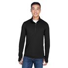Marmot Men's Harrier Half-Zip Pullover - BLACK