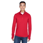 Marmot Men's Harrier Half-Zip Pullover - TEAM RED