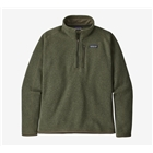 New Patagonia Men's Better Sweater 1/4-Zip - Industrial Green