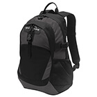 Eddie Bauer Ripstop Backpack - Black/ Grey Steel