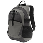 Eddie Bauer Ripstop Backpack - Pewter Grey/ Grey Steel