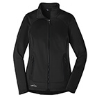 Eddie Bauer Women's Highpoint Fleece Jacket - Black
