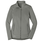 Eddie Bauer Women's Highpoint Fleece Jacket - Metal Grey