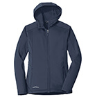 Eddie Bauer Women's Trail Soft Shell Jacket - River Blue/ River Blue