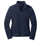 Eddie Bauer Women's Full-Zip Fleece Jacket - River Blue