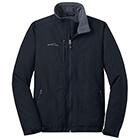 Eddie Bauer Men's Fleece-Lined Jacket - Black