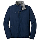 Eddie Bauer Men's Fleece-Lined Jacket - River Blue
