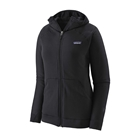 Patagonia Women's R1 Fleece Full-Zip Hoody - Black