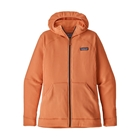 Patagonia Women's R1 Fleece Full-Zip Hoody - Peach Sherbet