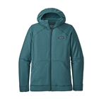 Patagonia Women's R1 Fleece Full-Zip Hoody - Tasmanian Teal