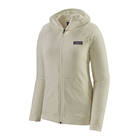 Patagonia Women's R1 Fleece Full-Zip Hoody - Birch White