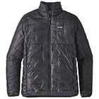 Patagonia Men's Micro Puff Jacket - Forge Grey