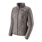 Patagonia Women's Micro Puff Jacket - Feather Grey