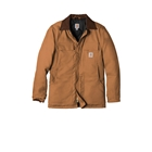 Carhartt Men's Tall Duck Traditional Coat - Carhartt Brown